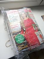 Отдается в дар Журналы по шитью