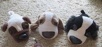 Отдается в дар Мягкие игрушки собаки