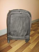 Отдается в дар чемодан на колесиках