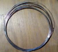 Отдается в дар Проволока алюминиевая 1.2мм новая 3метра
