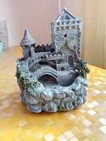 Отдается в дар Замок для аквариума