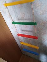 Отдается в дар Детская лестница
