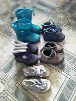 Отдается в дар Обувь мальчику 21-23 рр