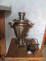 Отдается в дар самовар электрический родом из СССР