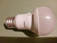 Отдается в дар лампа светодиодная на восстановление