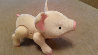 Отдается в дар Говорящая свинка. сувенир игрушка