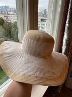 Отдается в дар Шляпа широкополая