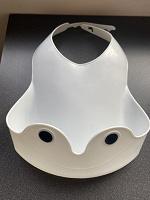 Отдается в дар Пластиковый нагрудник для малышей