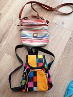 Отдается в дар Рюкзачок и сумочка