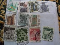 Отдается в дар марки.немецкие стандарты