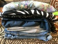 Отдается в дар Пакет одежды р 42-44
