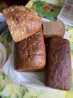 Отдается в дар Хлеб в ассортименте с авторской пекарни