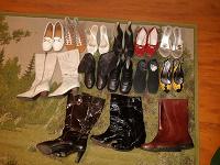Отдается в дар Женская обувь 37-39
