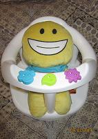Отдается в дар Круг на шею для плавания младенцев + сиденье для купания