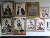 Отдается в дар Православные иконы (малый формат)