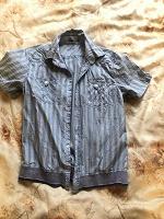 Отдается в дар Рубашка мужская 42-44 размер