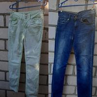 Отдается в дар Джинсы, много женских джинсов + школьные брюки