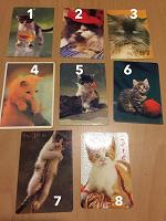 Отдается в дар Календарики. Кошки