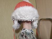 Отдается в дар Зимняя шапка девочке