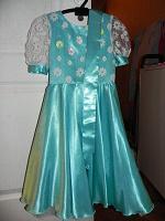 Отдается в дар Платье праздничное девочке