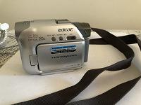 Отдается в дар Видеокамера Sony, карта памяти SD, рабочая