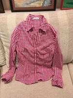 Отдается в дар Рубашка и бриджи, размер XXS (40-42)