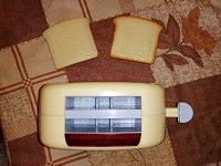 Отдается в дар Игрушка детская тостер