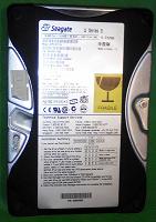 Отдается в дар HDD «SEAGATE U Series 5» 10 Gb б/у