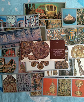 Отдается в дар Набор открыток в коллекцию