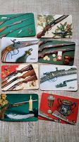Отдается в дар Прощай оружие! календарный дар