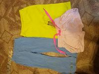 Отдается в дар Одежда для девочки 98+