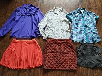 Отдается в дар Одежда для девушек от Даши