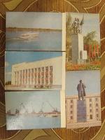 Отдается в дар Советские открытки — города