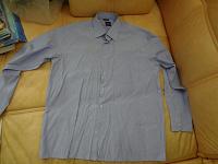 Отдается в дар Рубашка мужская на рост 176 см