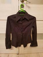 Отдается в дар Черная рубашка, 42