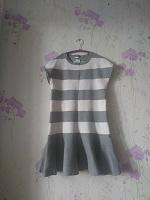 Отдается в дар Школьное тёплое платье Zara