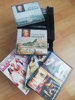 Отдается в дар Коллекция CD музыки и фильмов