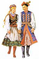 Отдается в дар Фотосессия в польском национальном костюме.