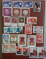 Отдается в дар 1970-71-е гг. СССР марки