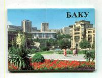 Отдается в дар Открытки «Баку»