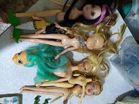 Отдается в дар Куклы на запчасти