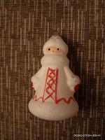 Отдается в дар Игрушка Снегурочка