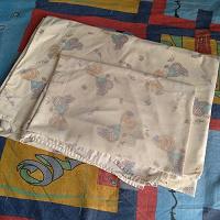 Отдается в дар Комплект постельного белья для малышки