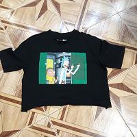 Отдается в дар футболка-топ 48 р-р