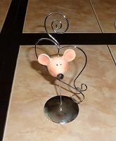 Отдается в дар Мышка держатель для фото