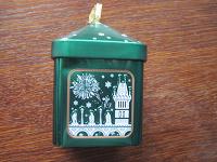 Отдается в дар жестяная коробочка от чая «липтон»