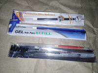 Отдается в дар Гелевые стержни для ручки