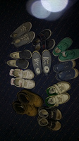 Отдается в дар Обувь для сада и для дома