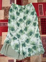 Отдается в дар Летняя юбка макси 46-48
