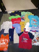 Отдается в дар Пакет одежды для мальчика